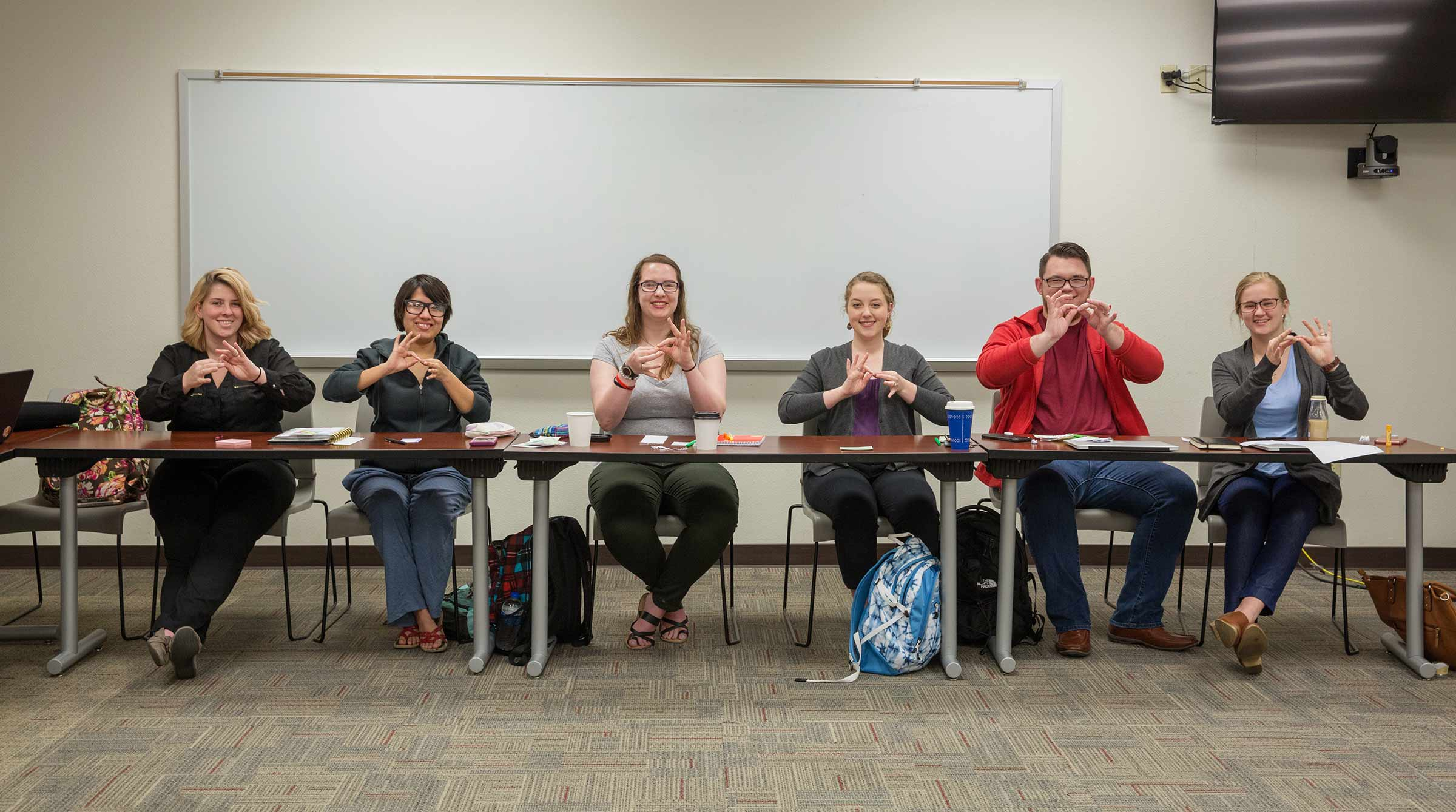LU Deaf Studies selected to host Deaf Academics and Researchers Conference