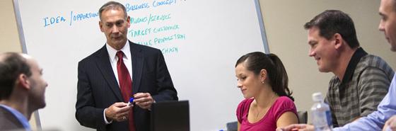 Lamar University graduate teacher Jeff Dyson