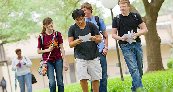 Lamar University Texas student admissions