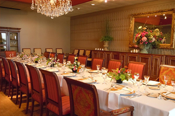 Private Dinner - Reception Center - Lamar University