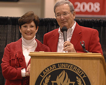 Susan and Jimmy Simmons
