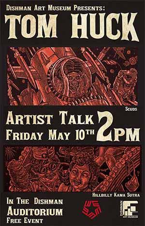 Tom Huck Poster