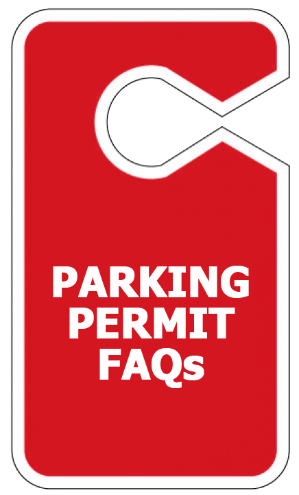 Parking Permit Frequently Asked Questions