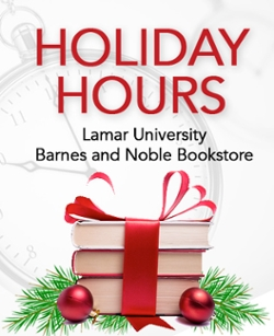 LU Bookstore Holiday Hours