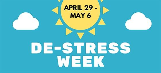 De-stress Week