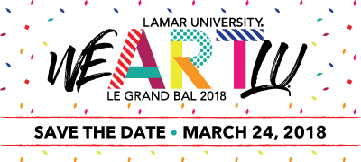 Le Grand Bal - Save the Date - March 24, 2018