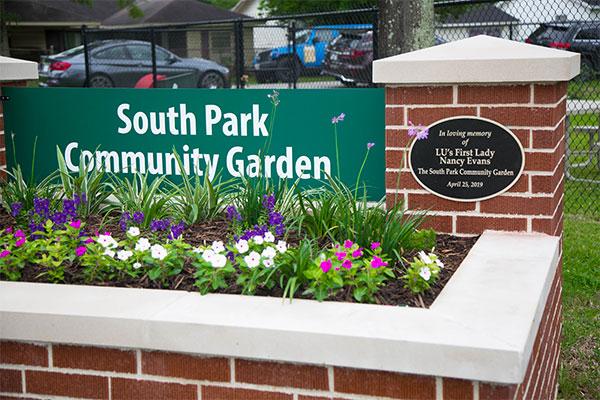 South Park Community Garden