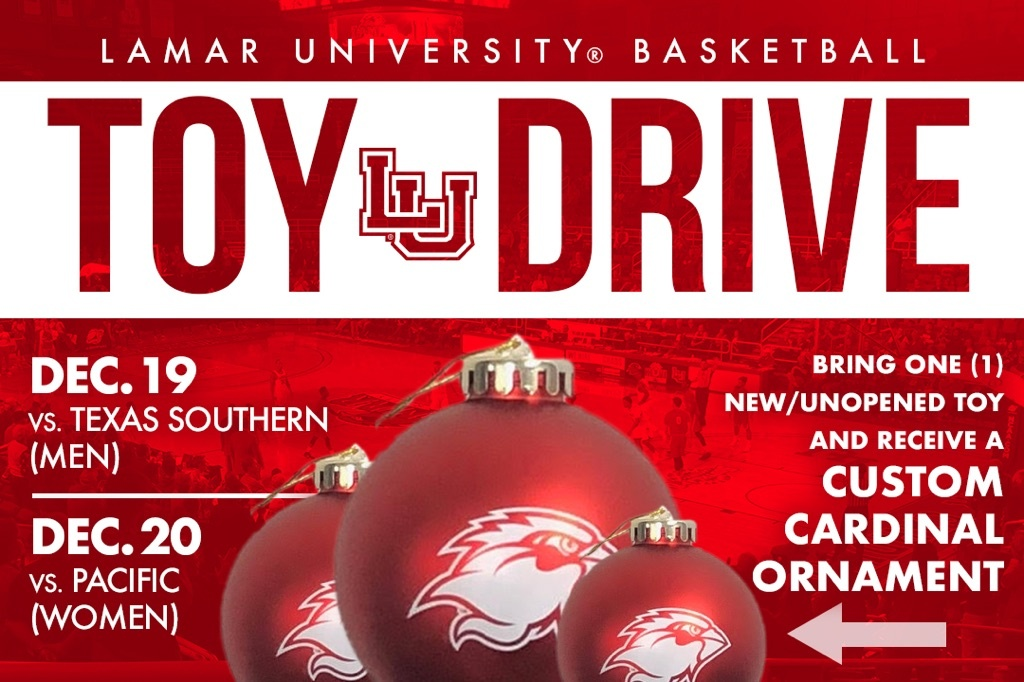 Basketball and Toy Drive