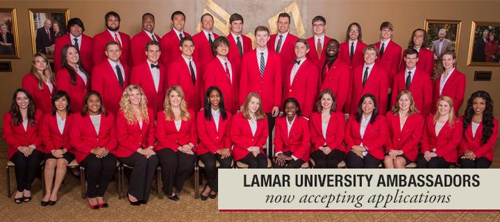 LU Ambassador Program - Accepting Applications
