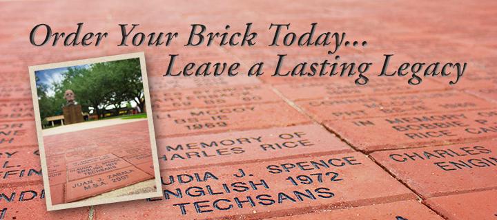 Cardinal Walk of Honor - Brick Installation