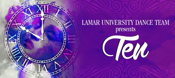 Lamar University Dance Team presents TEN