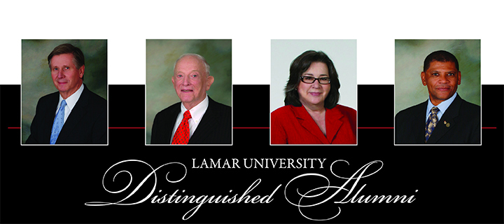 Lamar University 2015 Distinguished Alumni Awards