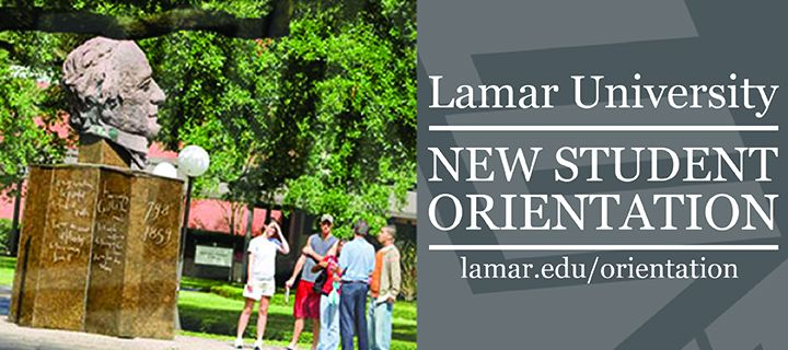 New Student Orientation at Lamar University
