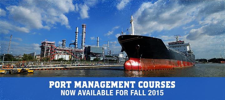 Lamar University Port Management
