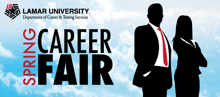 Spring 2015 Career Fair at Lamar University