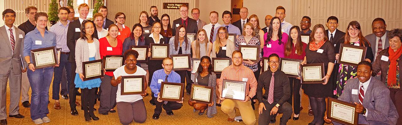 Undergraduate Research Grant Recipients