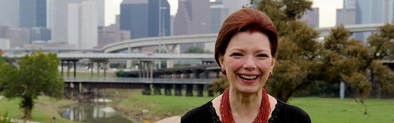 Angela Blanchard - Speaker - Women and Philantrophy