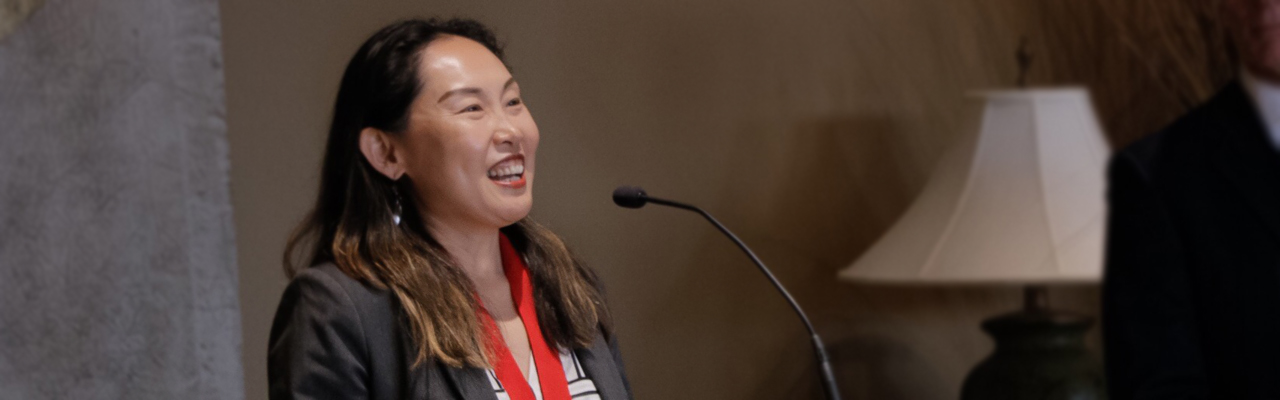 Jane Liu 2017 Lamar University Professor