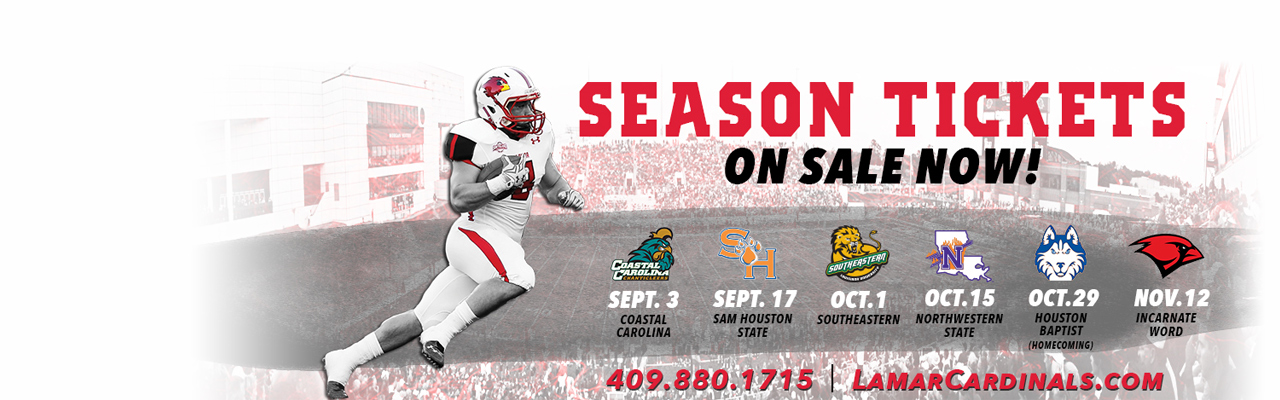 2016 LU Football Season Tickets