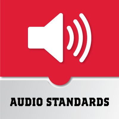 Audio Standards Guide
