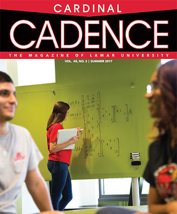 Cadence Magazine Cover - Summer 2017
