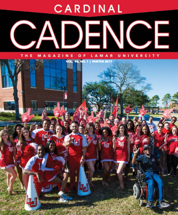 Cadence Magazine - Winter 2017