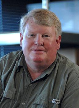 University Professor Jim Westgate