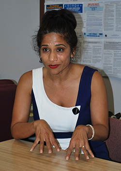 Texas Secretary of State Nandita Berry