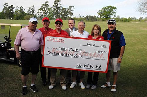 Market Basket contribution grows scholarship - Lamar University
