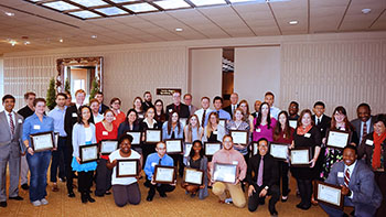 Student grant recipients