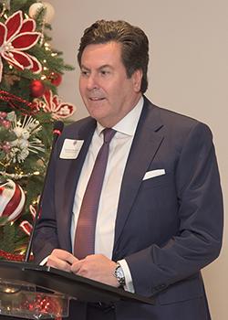Chancellor Brian McCall