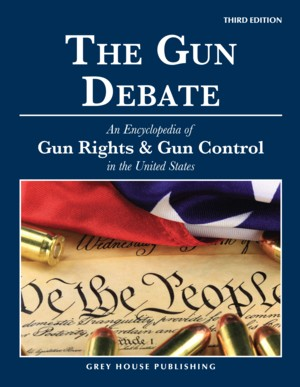 Utter publishes third edition of Encyclopedia of Gun Control and Gun Rights