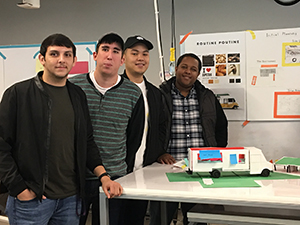 Student team wins awards in Shell 'Hack-a-Truck'
