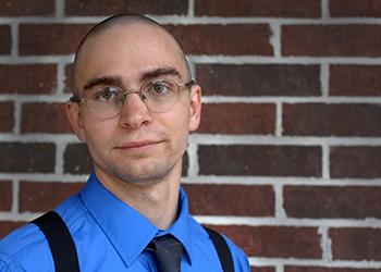 Goldwater Scholar Chris York