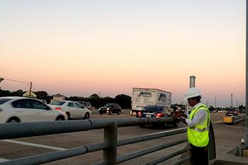 Traffic congestion study