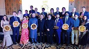NRI award recipients