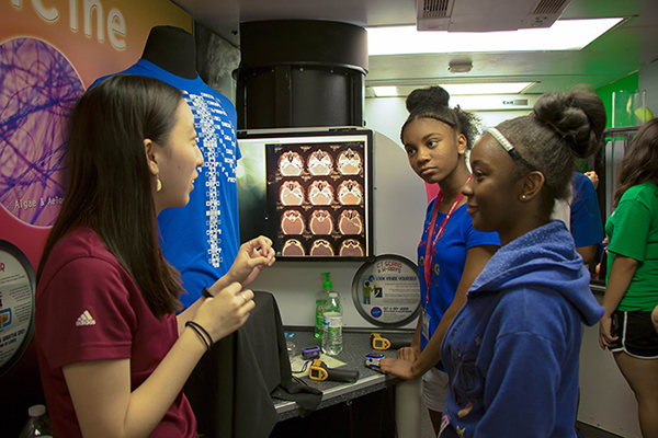L.I.T.E. introduces students to STEM, engineering