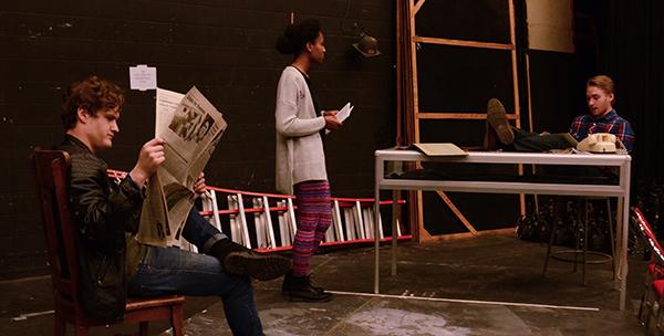 Theatre and Dance presents Mauritius