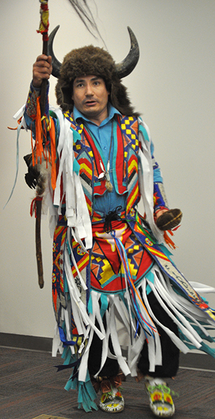 Lakota dance