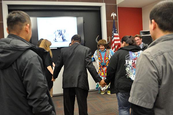 LU celebrates Native American Heritage Month