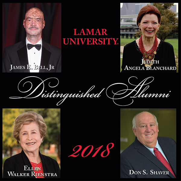 Four tapped 2018 Distinguished Alumni