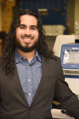 Gonzalez nets prestigious fellowship in immunobiology at