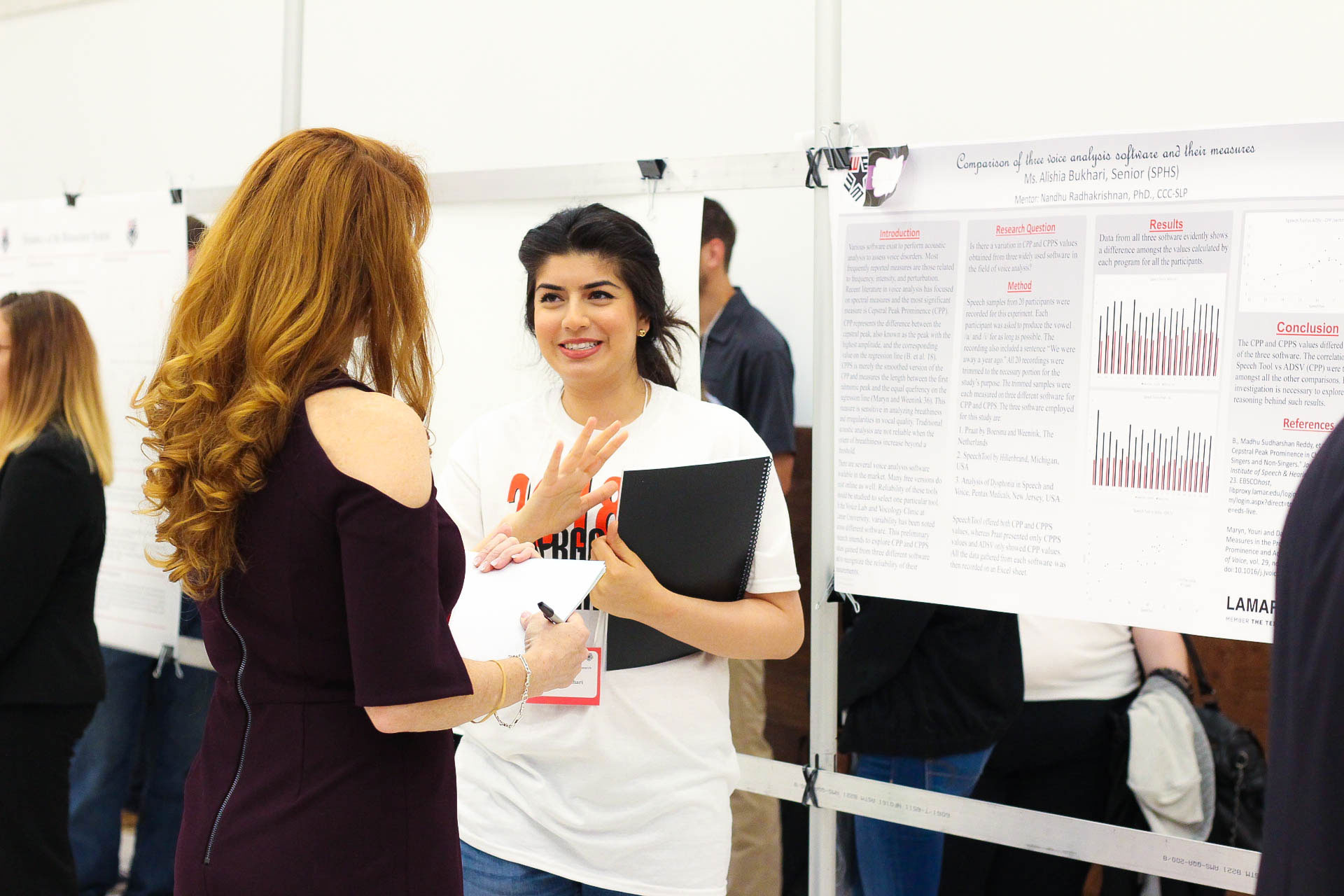 LU announces 2018 Research EXPO winners