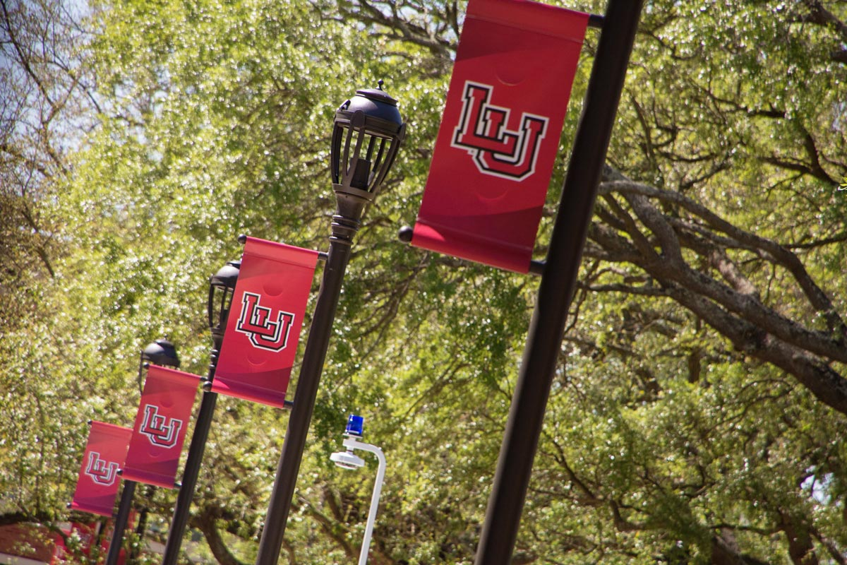 LU names students to President's List
