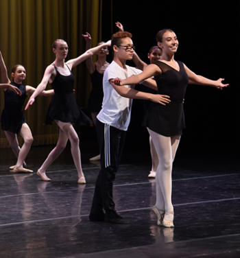Students dance their hearts out at LU Summer Dance Intensive