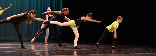 LU Summer Dance Intensive Showcase