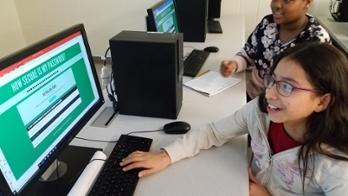 Code camp for girls seeks to solve national problem