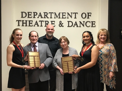 Rose Award Recipients