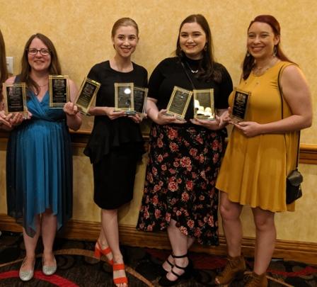 University Press Winners