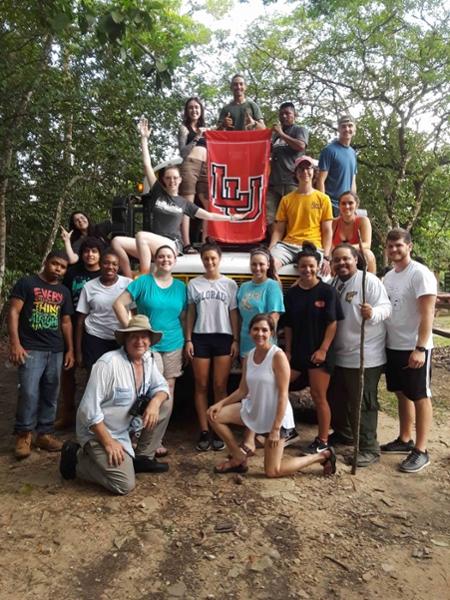 Belize Biology Trip